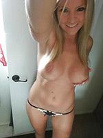 Blondinen Cam Sex